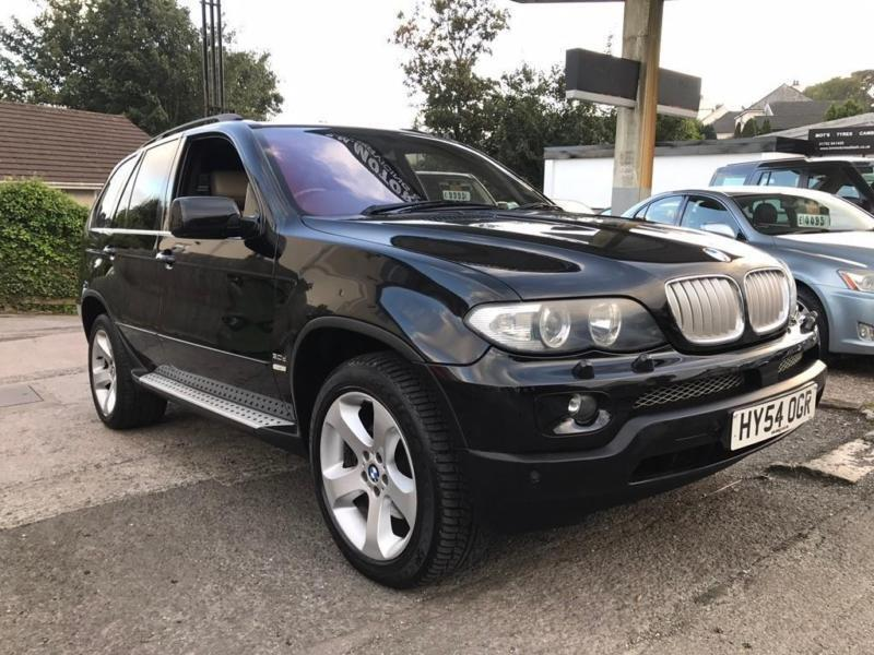 2004 bmw x5 3 0 d sport 5dr in saltash cornwall gumtree. Black Bedroom Furniture Sets. Home Design Ideas