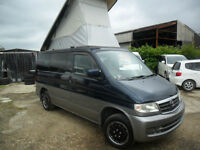MAZDA BONGO 1999, 2.5, AUTOMATIC, 8 SEATER MPV IN NAVY BLUE