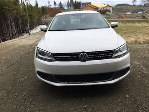 2013 Volkswagen Jetta Leather Sedan