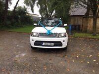 Range Rover Sport Hire /Wedding car Hire /Limousine hire /Limo hire Manchester