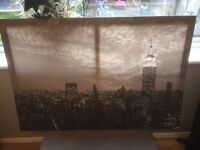 Large picture of New York at night