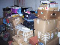 Grosse vente de garage plusieurs familles Est de Sherbrooke