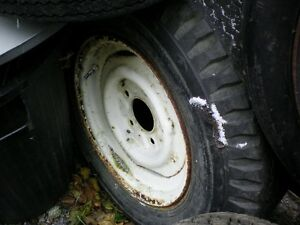 1972 ford f150 rims and tires