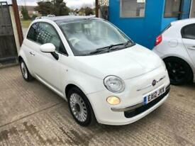 image for 2012 Fiat 500 1.2 Lounge (s/s) 3dr Hatchback Petrol Manual