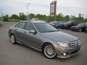 Mercedes C250 4Matic Finance a partir de 3.99% Spécial 12495$