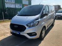2018 Ford Transit Custom 2.0 EcoBlue 105ps Low Roof Trend Van *AIR CON* *ULEZ* P