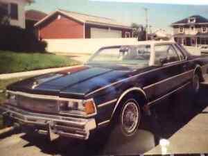 1977 chevolet caprice landeau cuir une proprio