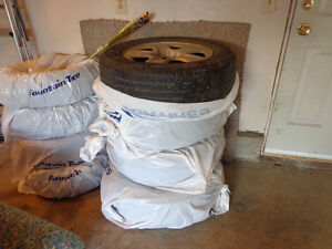 225/65R17 101H TOYO A20 OPEN COUNRTY ALL SEASON WITH RIM Edmonton Edmonton Area image 5