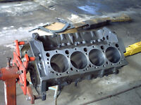 Small block chevy heads. Low mileage. Other parts too. LT1 heads