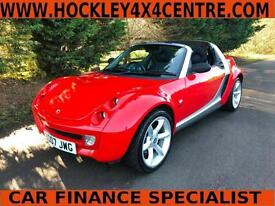 2007 SMART ROADSTER XCLUSIVE CONVERTIBLE 700cc AUTOMATIC