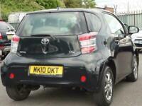 2010 Toyota IQ 1.0 VVT-i 2 3dr Hatchback Petrol Manual