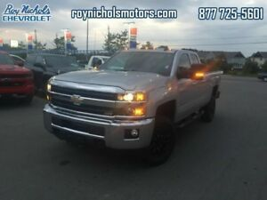 2018 Chevrolet Silverado 2500HD LT  - Bluetooth
