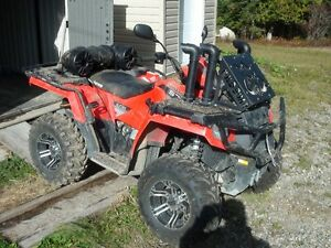 POLARIS SPORTSMAN 570 EFI 2015 CUSTOM