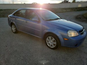 2004 Chevrolet Optra 2.0L 4Cyl