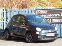 FIAT 500 MULTIJET S 2014 1248cc Diesel Manual