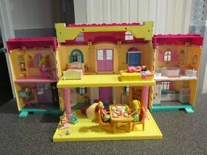 Maison sonore 4 jolies Polly Pocket