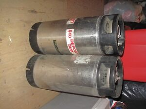 CO2 beverage canisters
