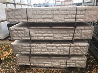 200 Rockface panels