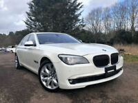 BMW 750 LI AUTO 2010 TOP OF THE RANGE TWIN TURBO BUSINESS EDITION IMMACULATE CAR