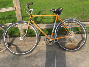 peugeot bicycle 1970's
