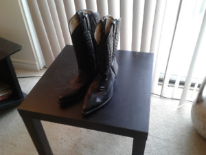 Genuine Leather Sancho hand made Boots