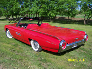 63 Thunderbird Roadster