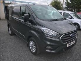 Ford Transit Custom limited 18 reg L1H1 Limited new model 30 bhp