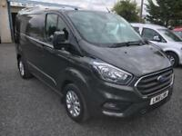Ford Transit Custom limited 18 reg L1H1 Limited new model 30 bhp