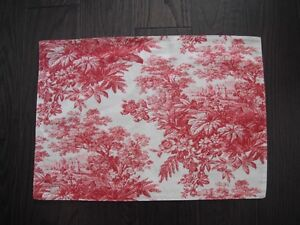 6 Pottery Barn Placemats