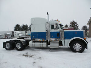 2005 PETERBILT 379 HEAVY SPEC CAT 500 HP PLATINUM WARRANTY