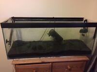 Fish Tank - 3Ft - Tropical