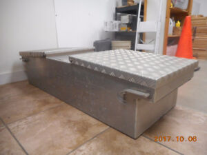 Custom Made Aluminum Dry Box