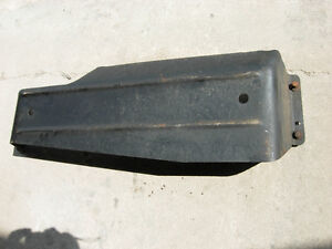 Ford F150 Bronco Transfer Case Skid Plate