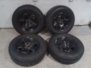 Hankook Snow tires