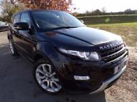 2012 Land Rover Range Rover Evoque 2.0 Si4 Dynamic 5dr Auto [Lux Pack] Huge S...