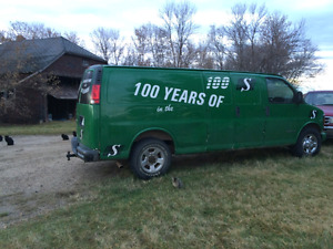 For sale 2002 GMC  van
