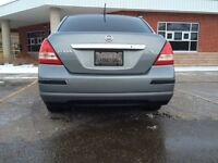 Low Kms 2007 Nissan Versa S Need Gone