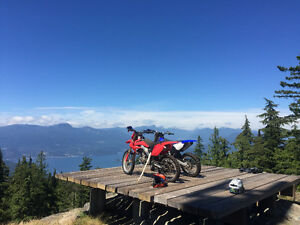 2006 Honda CRF250R North Shore Greater Vancouver Area image 2