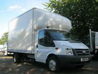 Ford Transit 2.4TDCi 115PS 350EF LWB Luton Tail Lift One Owner
