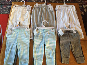 New! Carters 2 pack of pants size6,9,12,18,24 mths Kitchener / Waterloo Kitchener Area image 2