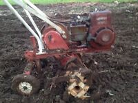Looking for mint old rototiller