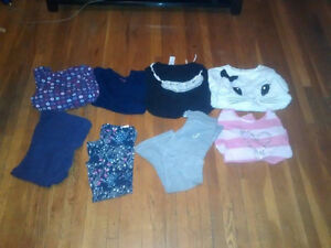 Size 5T and 12-14 in GIRLS