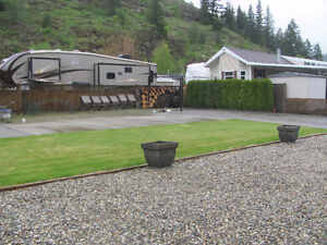 Shuswap Lake Recreational Lot For Sale - YEAR ROUND USE