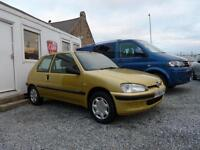 2005 (52) PEUGEOT 106 INDEPENDENCE LIMITED EDITION 1.1 ( 60 bhp )