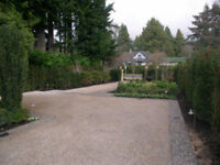 Concrete Driveways, Walkways, Exposed Aggregate, Garage Slabs
