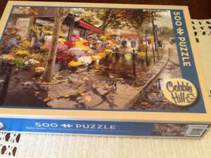 Cobble Hill Jigsaw Puzzles