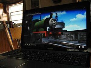 Toshiba laptop 15.6 screen