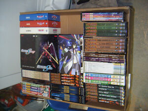 Anime collection for sale