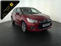 2013 CITROEN DS4 DSIGN HDI DIESEL 1 OWNER FROM NEW FINANCE PX WELCOME