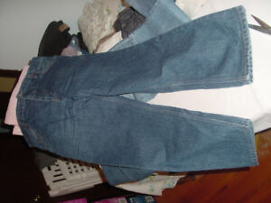 Three Pairs of Mens Blue Jeans